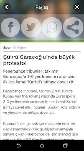 F5 Haber - Gazete Manşetleri - screenshot thumbnail