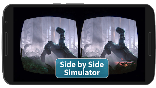 VR Player SBS - 3D Videos Live screenshot 9