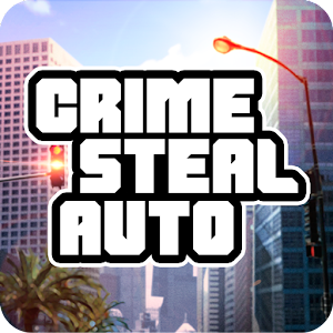 Crime Steal Auto APK Cracked Download