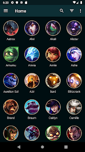 Builds for LoL 1 29 11 + (AdFree) APK for Android