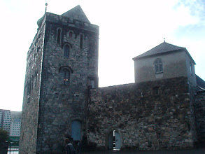 Photo: The Rosenkrantz Tower in the fortress.