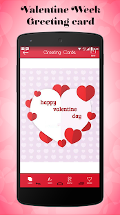 Valentine Week Greeting card - náhled