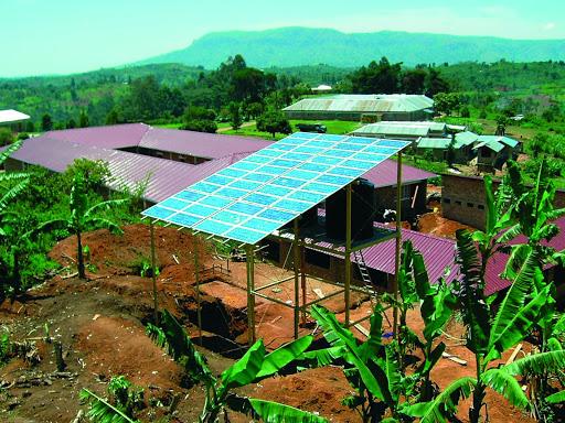 Partenaire SMA toit Ouganda