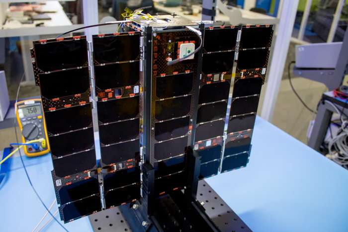 KIPP became the first Ku-band commercial Low-Earth Orbit (LEO) satellite ever launched