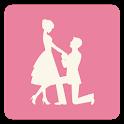 מאורסים מאורסות - ארגון חתונה icon