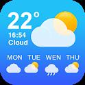 Weather Forecast - Break news icon