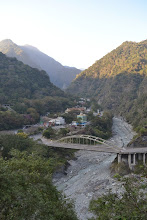 Photo: Tianxiang - a small village that was our home in Taroko