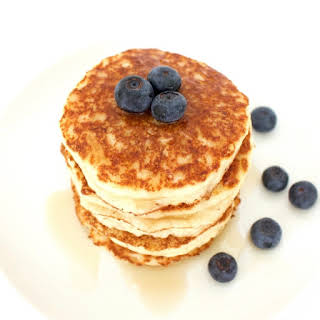 Perfect Pancakes (Vegan, Gluten-Free, Sugar-Free!).