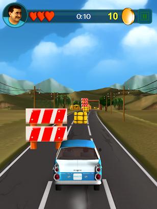 Raketa screenshot