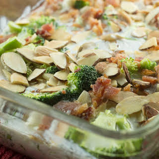 Creamy Chicken and Broccoli Casserole.
