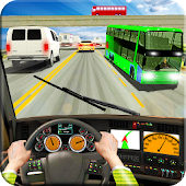 Driving City Bus Simulator 2018