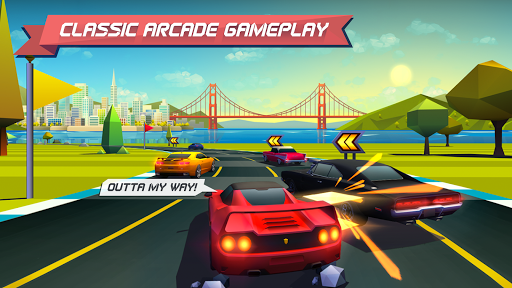 Horizon Chase - World Tour  screenshots 2