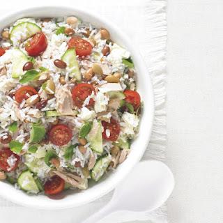 Tuna Rice Salad.