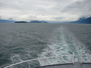 Photo: Looking northward up Chilkoot Inlet