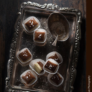 Salted Caramel Candy Bites