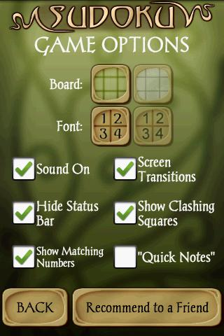 Sudoku Free screenshot 7