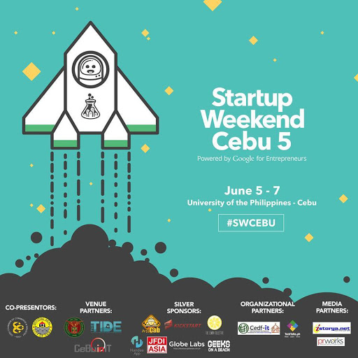 What Makes Startup Weekend 5 Very Exciting - Talk About Cebu