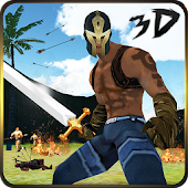 Samurai Warrior Assassin 3D