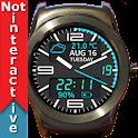 T-50 Watch Face analog-digital