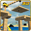Bridge Builder Crane Operator icon