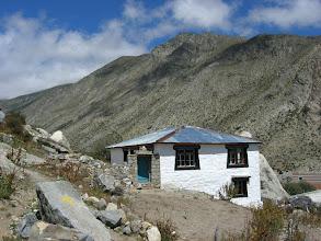 Photo: Tibetan style house in Nyalam