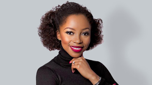 Naspers SA CEO Phuti Mahanyele-Dabengwa.