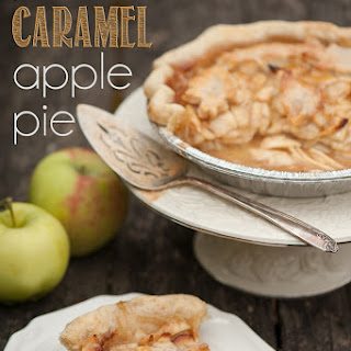 Hard Cider Caramel Apple Pie Recipe
