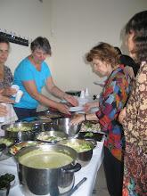 Photo: Dinar divendres al C.C. La Geltrú