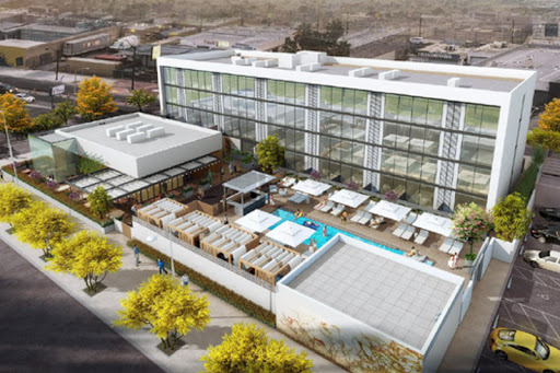 English Hotel Planned for Downtown Las Vegas