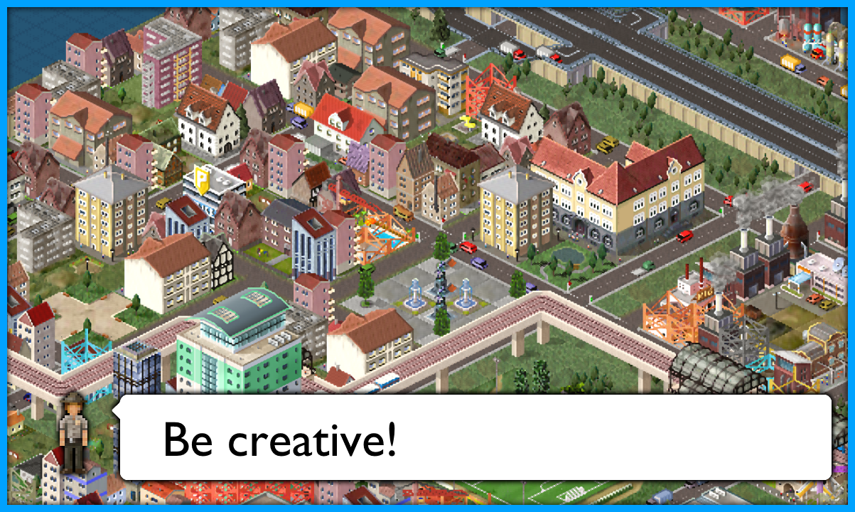 TheoTown- screenshot