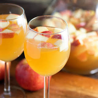 Apple Pie Sangria.