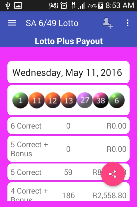 sa 6 49 lotto android apps on play