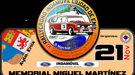 El 6º Rally-Crono de Enix calienta motores