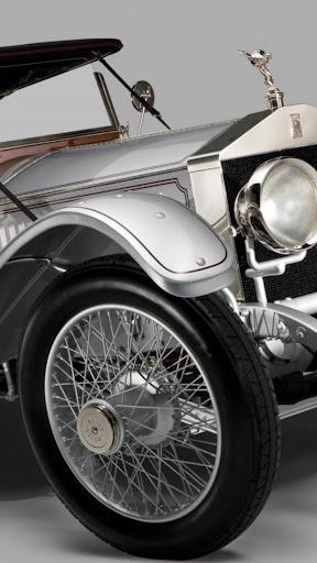 Wheels.Retro cars.Wallpaper