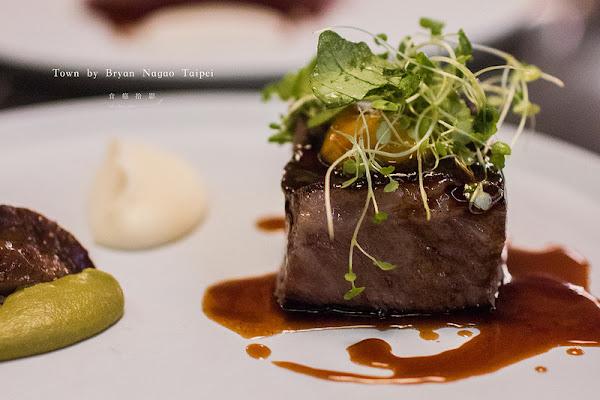 Town by Bryan Nagao Taipei-一場草本系的餐食饗宴,來自夏威夷日籍主廚的創意味蕾|台北市信義路、信義安和站