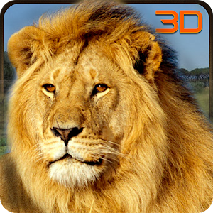 Angry Jungle Lion Simulator 3D for PC and MAC