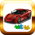 Luxury Cars Puzzle icon