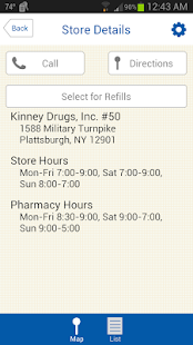 Kinney Drugs- screenshot thumbnail