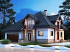 projekt domu Opałek K 2G