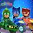 PJ Masks: Racing Heroes logo