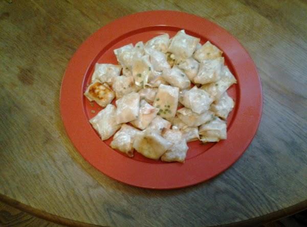Chicken Wonton Bites Recipe