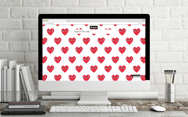 Comme Des Garcons Hd Wallpapers New Tab Theme