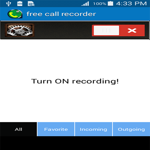 call recorder machine