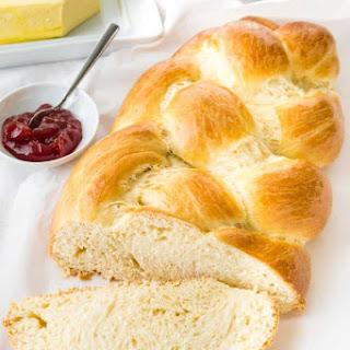 Braided Bread.