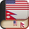 English to Nepali Dictionary - Learn English Free icon