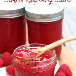 Spicy Raspberry Sauce Recipes.