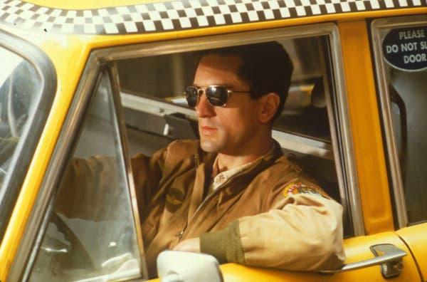 "Robert DeNiro ""Taxi Driver"" da."