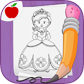 How to Draw a Princess & Queen