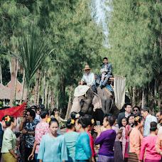Wedding photographer Sittichok Suratako (sitphotograph). Photo of 04.09.2017