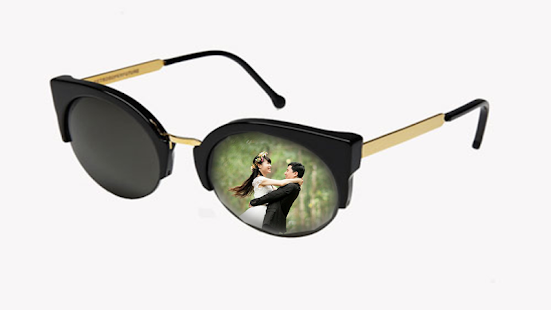 Sunglass glasses Photo Frames screenshot